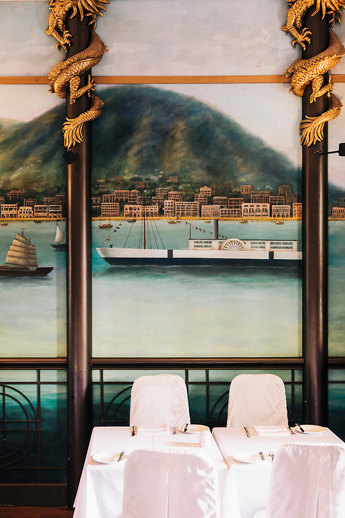 The Parlour at Hullett House, Kowloon