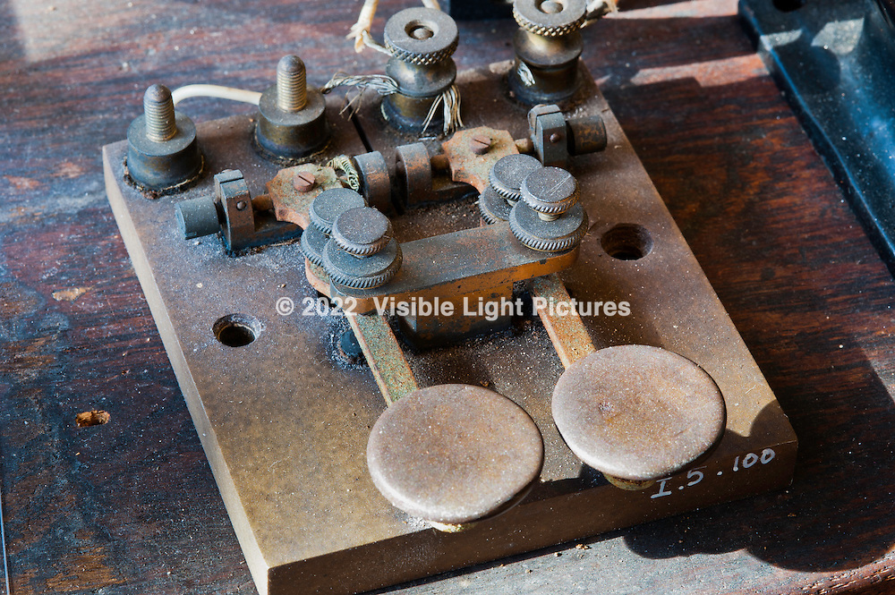 Marine Telegraph Key