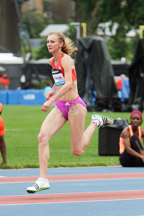 Samsung Diamond League adidas Grand Prix track & field; Womens Triple Jump, Olga Rypakova, KAZ
