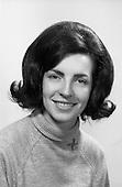 1966 - Miss Marie Garry, Demonstrator with A.E.I. (Ireland) Ltd.