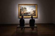 2016-05-26 Christie's unveil Constable painting expected to fetch £12-16 million