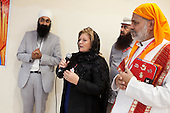 """This is Bahrain"", Religious Freedom Delegation, Sikhs Culte, Bobigny, France"