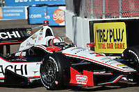 Helio Castroneves, Streets of St. Petersburg, St. Petersburg, FL USA 3/20/2014