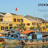 Lifestyle+Travel Magazine, Indochine Chic.