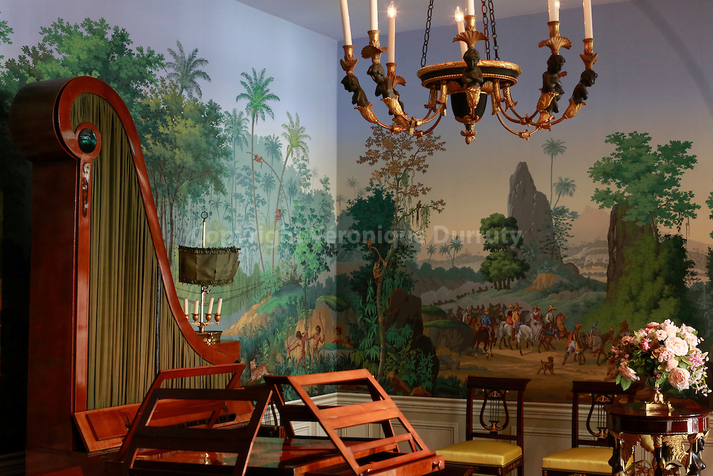 Imperial Furniture Museum, Vienna, Austria // Musee des meubles imperiaux, Vienne, Autriche