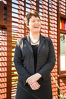 Ms Kate Gainsford, president of the New Zealand Post Primary Teachers' Association (PPTA).