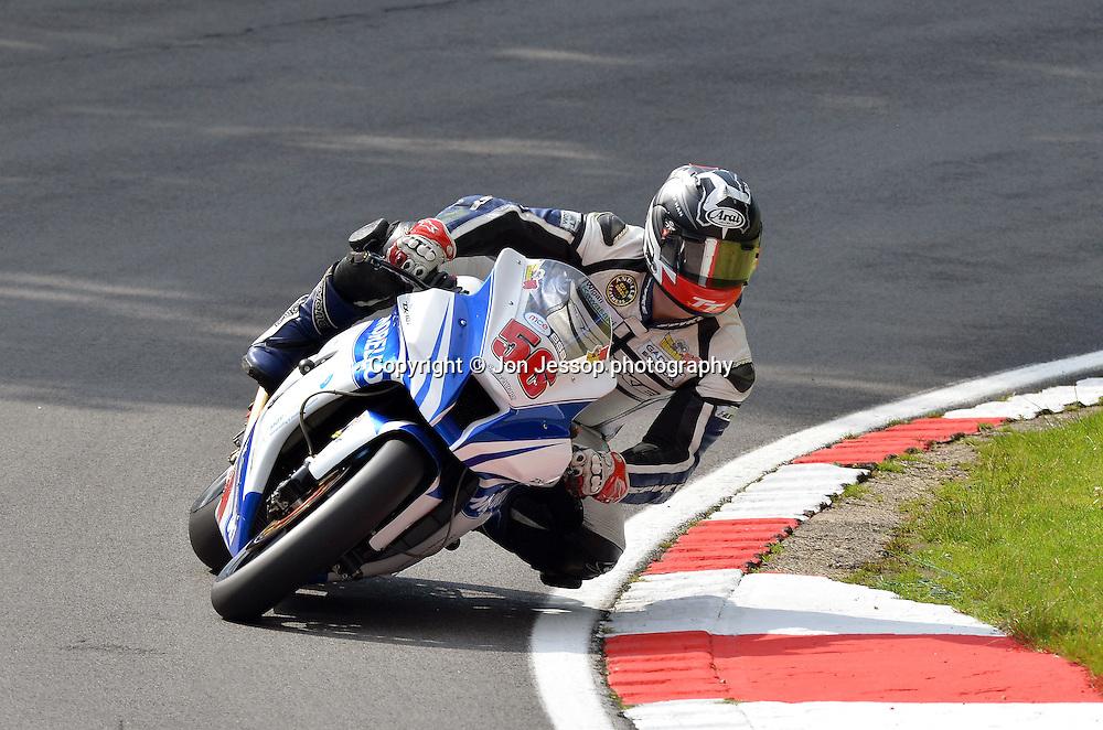 #56 John Ingram Morello Racing Kawasaki British Superbikes