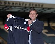 Neil McCann - new Dundee FC interim manager 18-04-2017