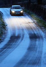 JAN 14 2013 Snow in Kent,UK