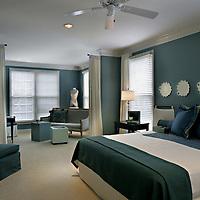 Master Bedroom, Interior Design Photography
