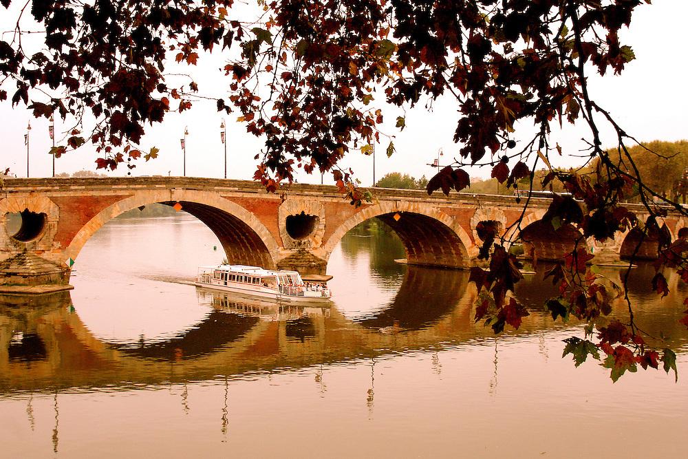 Pont Neuf de Toulouse<br /> Toulouse, France