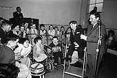 1964 - Prescott's Party for Children at St. Mary's Hospital, Baldoyle.   C447.