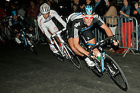 The London Nocturne Cycle Races June 2012 held in Smithfields London.  <br />