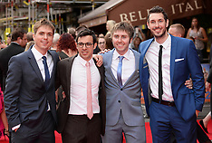 AUG 05 2014 The Inbetweeners 2 - World Premiere - Red Carpet Arrivals