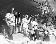Frank Zappa 1970 & Mothers Of Invention with Mark Volman and Howard Kaylan (Flo & Eddie) at 1970 Bath Festival.