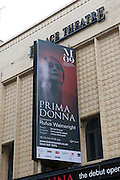 RUFAS WAINRIGHT'S premiere of PRIMA DONNA part of the Manchester International Festival