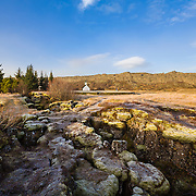 Morning at Þingvellir