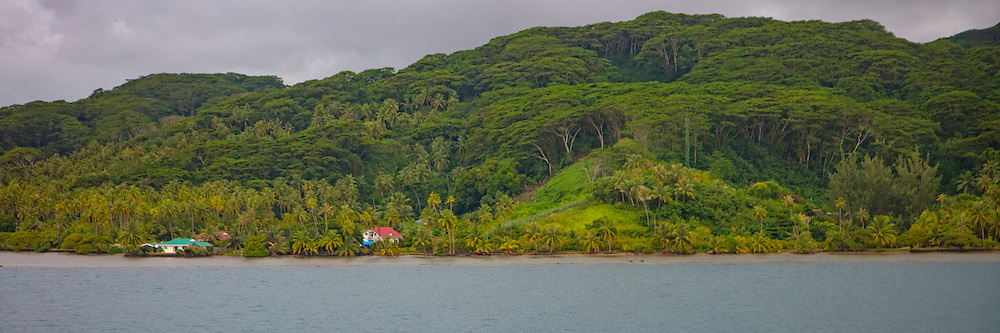 Tahaa, French Polynesia