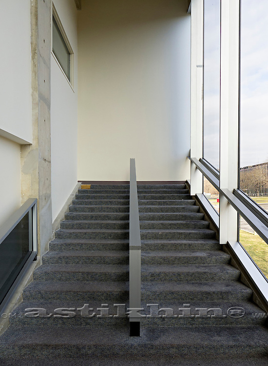 Stair to nowhere.