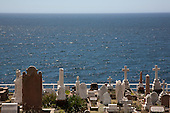 Waverley Cemetery overlooking the Pacific Ocean, Sydney, Australia