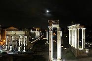 20160421 - Nuova Illuminazione  dei Fori di Roma