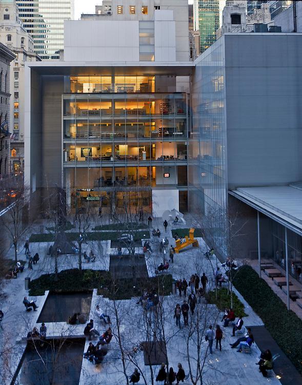 Museum of Modern Art, New York City, New York