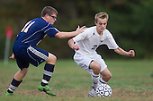 GCIT Boys Soccer vs Gloucester City - October 25, 2012