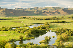 Idaho Fly Fishing Photos - Stock images