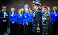DEN HAAG - Koning Willem-Alexander en minister-president Rutte wonen zaterdag 27 juni 2015 in Den Haag de 11e Nederlandse Veteranendag bij. COPYRIGHT ROBIN UTRECHT/ FREEK VAN DEN BERGH<br /> THE HAGUE - King Willem-Alexander and Prime Minister Rutte attend  Saturday, June 27th, 2015 in The Hague Dutch Veterans day  veteransday . COPYRIGHT ROBIN UTRECHT/ FREEK VAN DEN BERGH