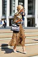 Leopard Top and Skirt, Outside BCBG Max Azria SS2015