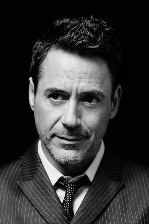 Actor Robert Downey Jr. is photographed for a Portrait Session at the 2014 Toronto Film Festival on September 5, 2014 in Toronto, Ontario. (Photo by Jeff Vespa)