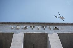 Shooting at Milan's courthouse