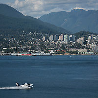 Vancouver and the Sunshine Coast, BC, Canada