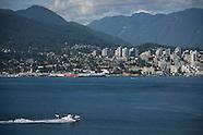 Vancouver and the Sunshine Coast, BC, Canada