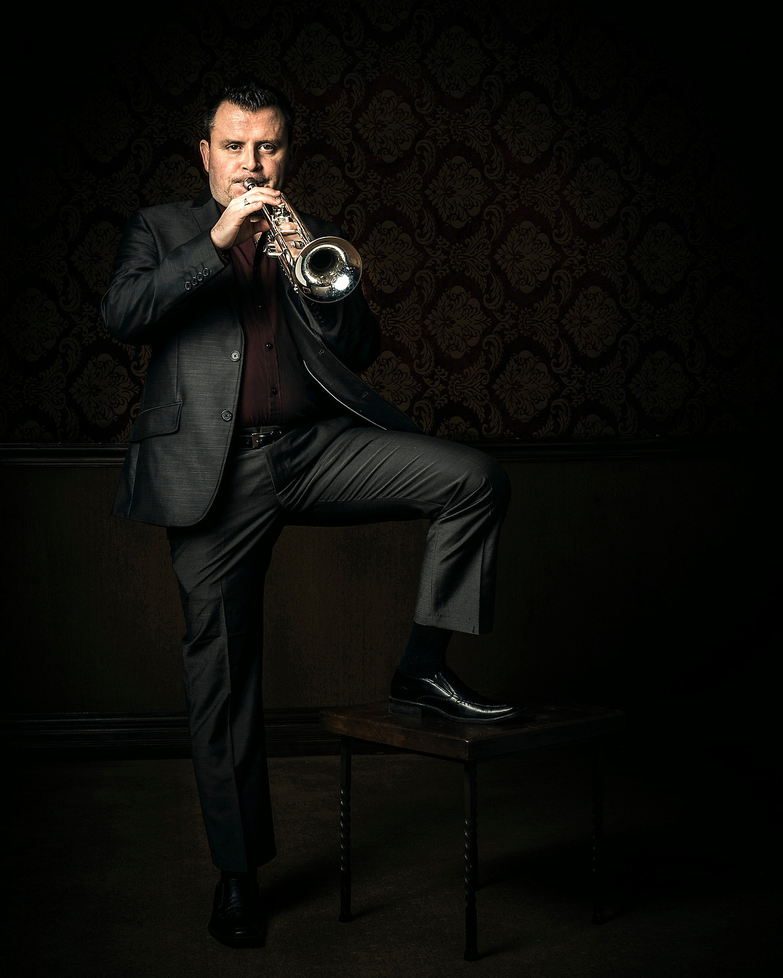 Jose Sibaja Boston Brass and International Soloist / Artist. — © Jeremy Lock/