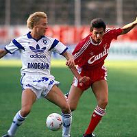 HJK - Liverpool 12.8.1990