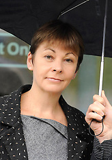 OCT 16 2013 Caroline Lucas Mp At Crawley Magistrates Court