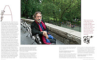 """Jordi Savall: The Bridge Builder"", Listen Magazine, Fall 2012"