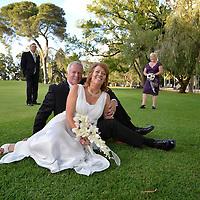 Adrian & Lee's Wedding Day