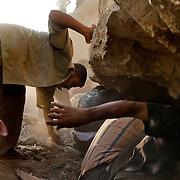 Egyptian Rock Slide