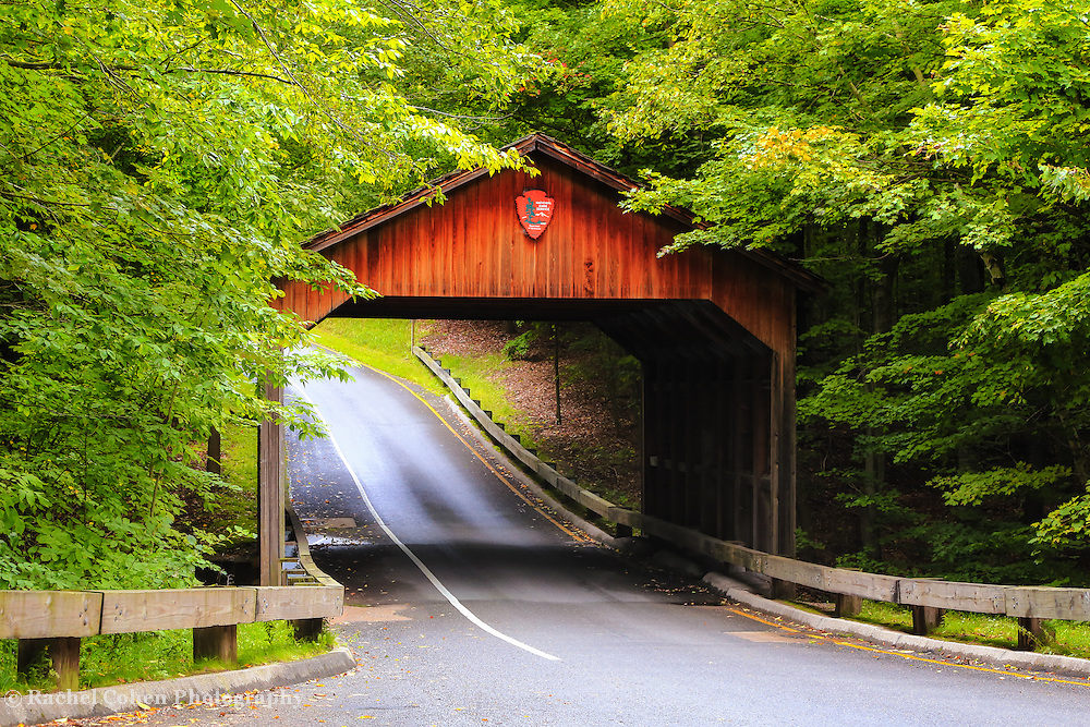&quot;Covered Bridge at Pierce Stocking Drive&quot;<br /> <br /> Lovely covered bridge within Sleeping Bear Dunes National Lake Shore on Pierce Stocking Scenic Drive!