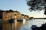 France, Languedoc Roussillon, Hérault, ville d'Agde