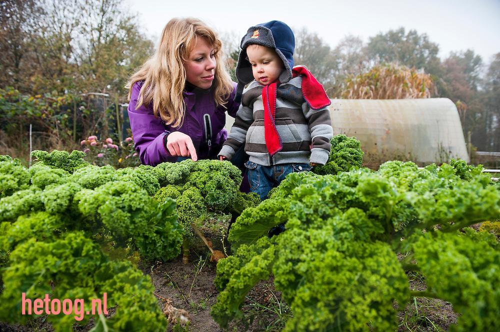 Nederland, hardenberg -Mirja Brandorff, actief jeugd begeleidster bij de Koppel in Hardenberg.