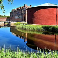 Malm&ouml;hus Castle in Malm&ouml;, Sweden<br /> Malm&ouml;&rsquo;s first castle was built in 1434. In 1537, King Christian III of Denmark constructed this Renaissance fortress called Malm&ouml;hus. The citadel served Danish kings until Sweden&rsquo;s independence in 1658 when it became a defense against the Danes. Then it was a prison from 1828 to 1909. Since 1937, it has been the home of the Malm&ouml; Museum except for a short period in 1945 when it sheltered survivors of German concentration camps. The museum has a collection of art, city history, natural history and maritime exhibits.