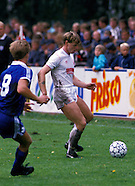 Länsi-Uusimaa - Nottingham Forest 30.7.1988