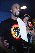 l to r: Common and Jodi Blum at The Common and Friends Benefit concert for The Common Ground Foundation held at  The House of Blues in Chicago on September 26, 2008..The Common Ground Foundation was created by Hip Hop artist, actor and children?s author Lonnie Rashid Lynn, known as ?Common?. Common?s social-conscience message serves as inspiration for equality, opportunity and hope among youth in underserved communities. The Foundation is committed to empowering youth in urban neighborhoods and providing life skills needed to achieve their dreams..