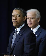 JAN 16 2013 President Barack Obama