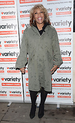 Linda Lewis attends at 'I Love A Bit of Variety' fundraising party in aid of Variety, The Childrens Charity at Press Nightclub, Whitcomb Street, London on Thursday 26.3.2015