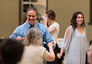 Knights of Columbus hosted a Senior/Junior dance Nov. 6.  (Photo by Edward Bell)