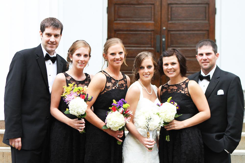 The wedding of Joel &amp; Liza Burnsed. <br /> <br /> May 4th, 2013.<br /> <br /> Athens, GA